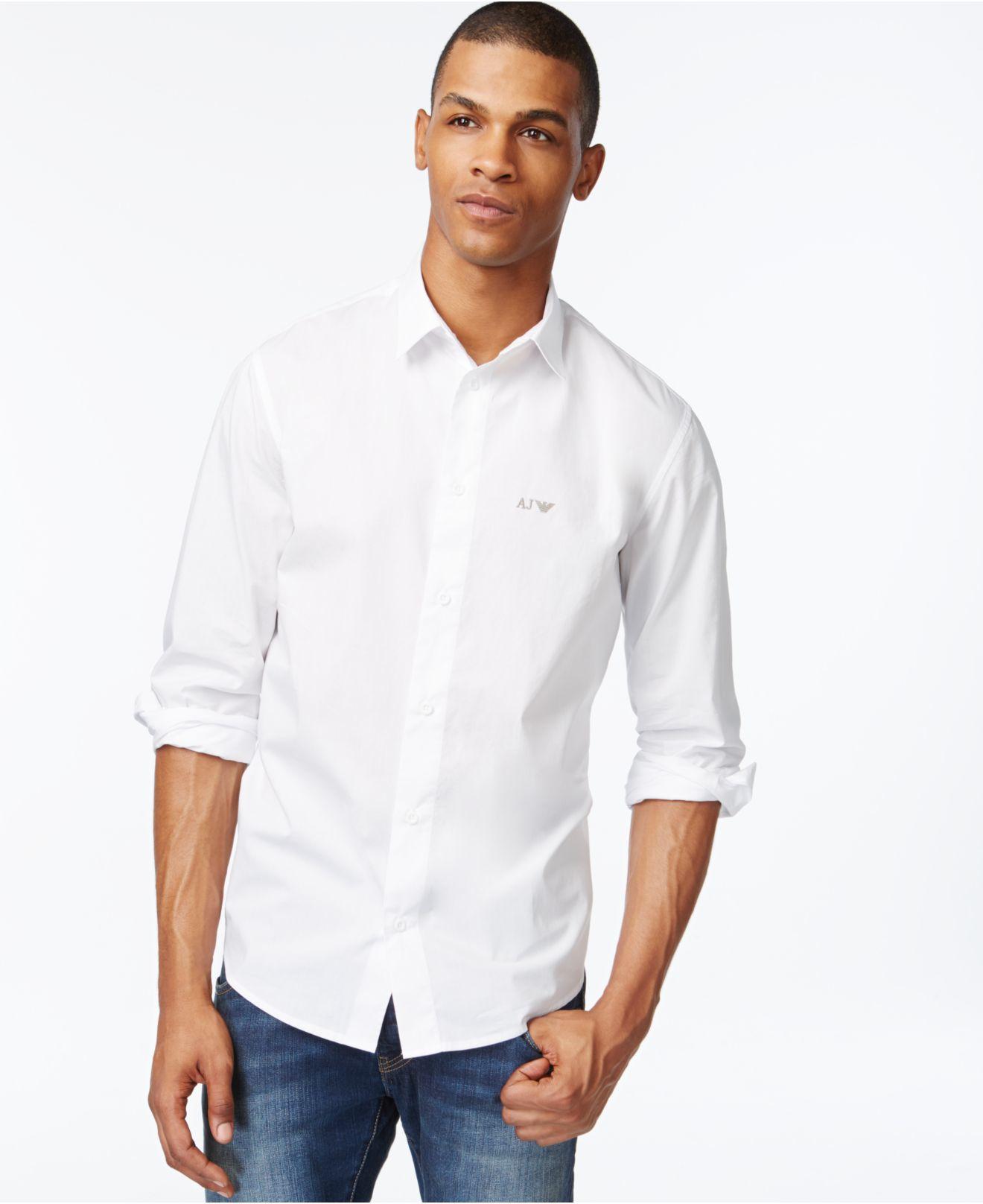 Long White Jeans - Jeans Am