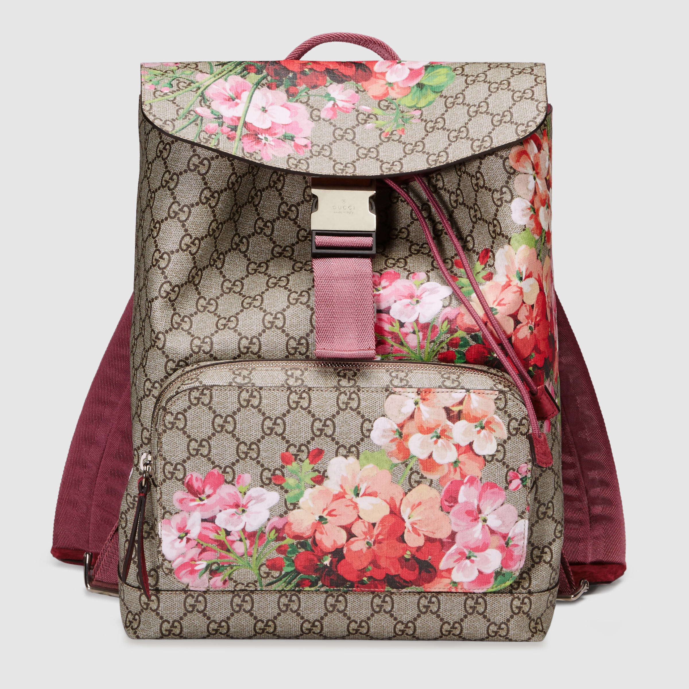 43dd5a98e597 Gucci Gg Blooms Backpack - Lyst