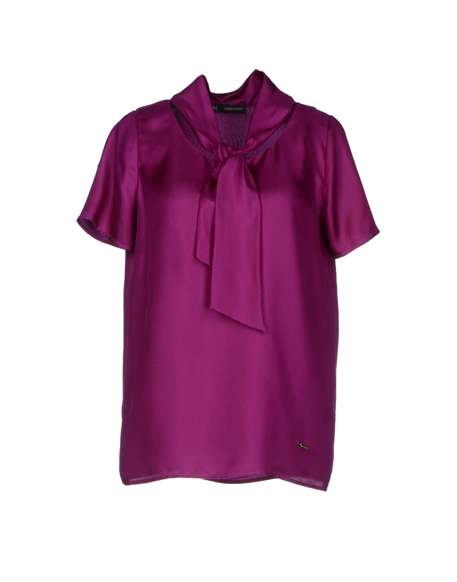 Oasis Purple Blouse 120