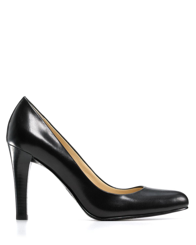 54b0f50703 Lauren by Ralph Lauren Pumps Zabrina Round Toe in Black - Lyst