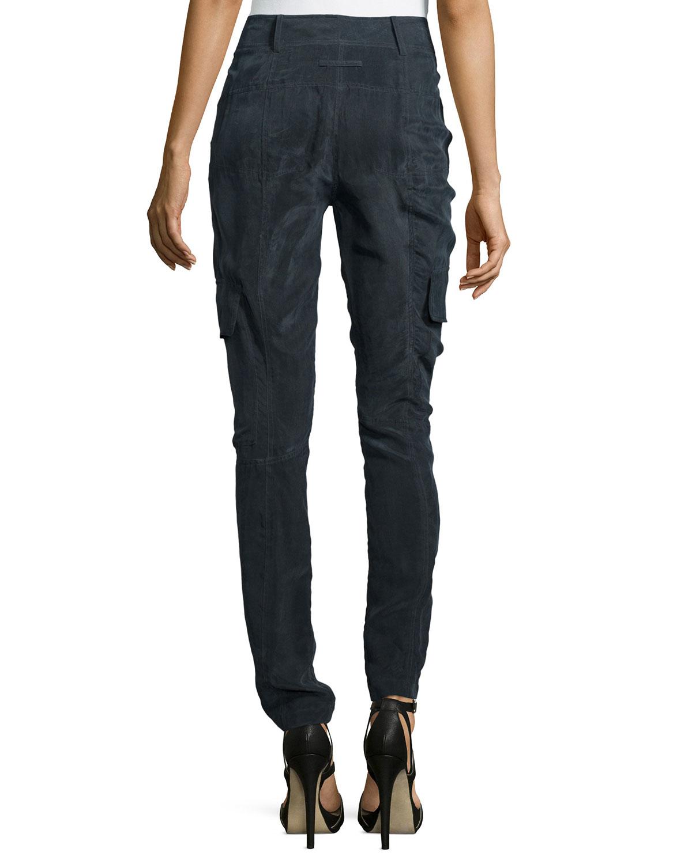 Beautiful Molecule Panama Parachute Pants  Women39s Longer Shorts  Cargo Shorts