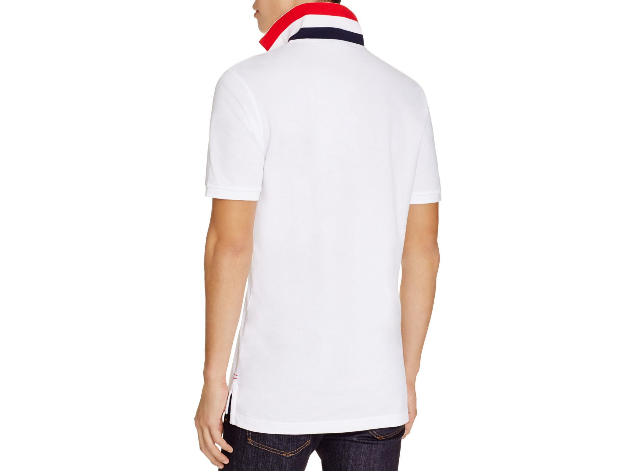 ed9017de41a Lyst - Psycho Bunny Winford Anniversary Regular Fit Polo Shirt in ...