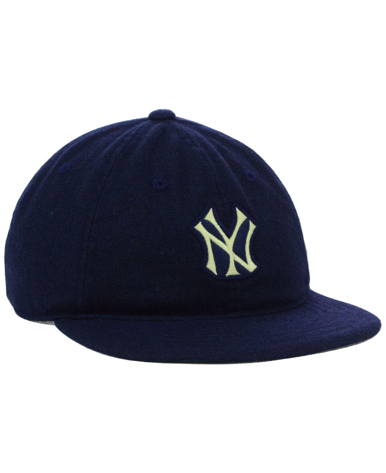 Lyst - American Needle American New York Yankees Mlb Statesman Cap ... d205956d392