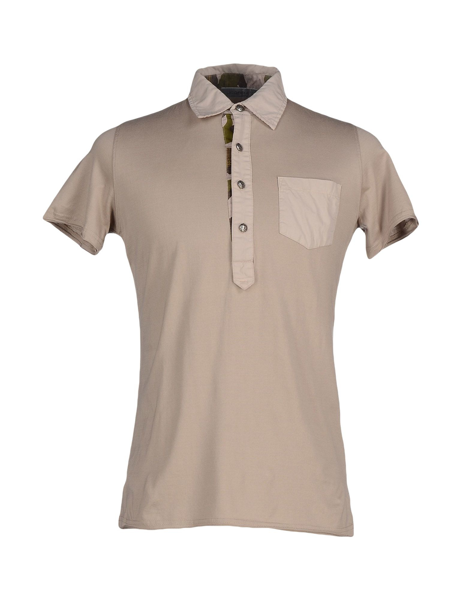 Lyst Jeordie 39 S Polo Shirt In Brown For Men