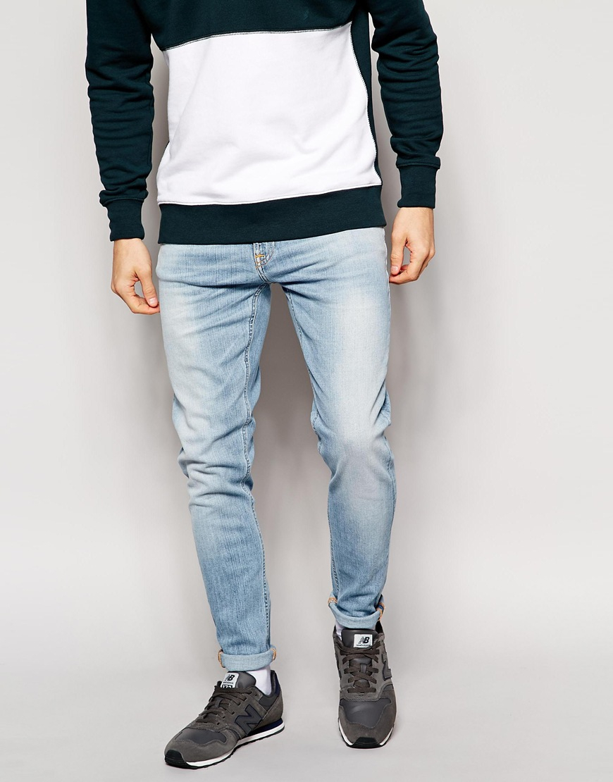 Skinny Lin Organic Stretch-denim Jeans Nudie Jeans HQwxo