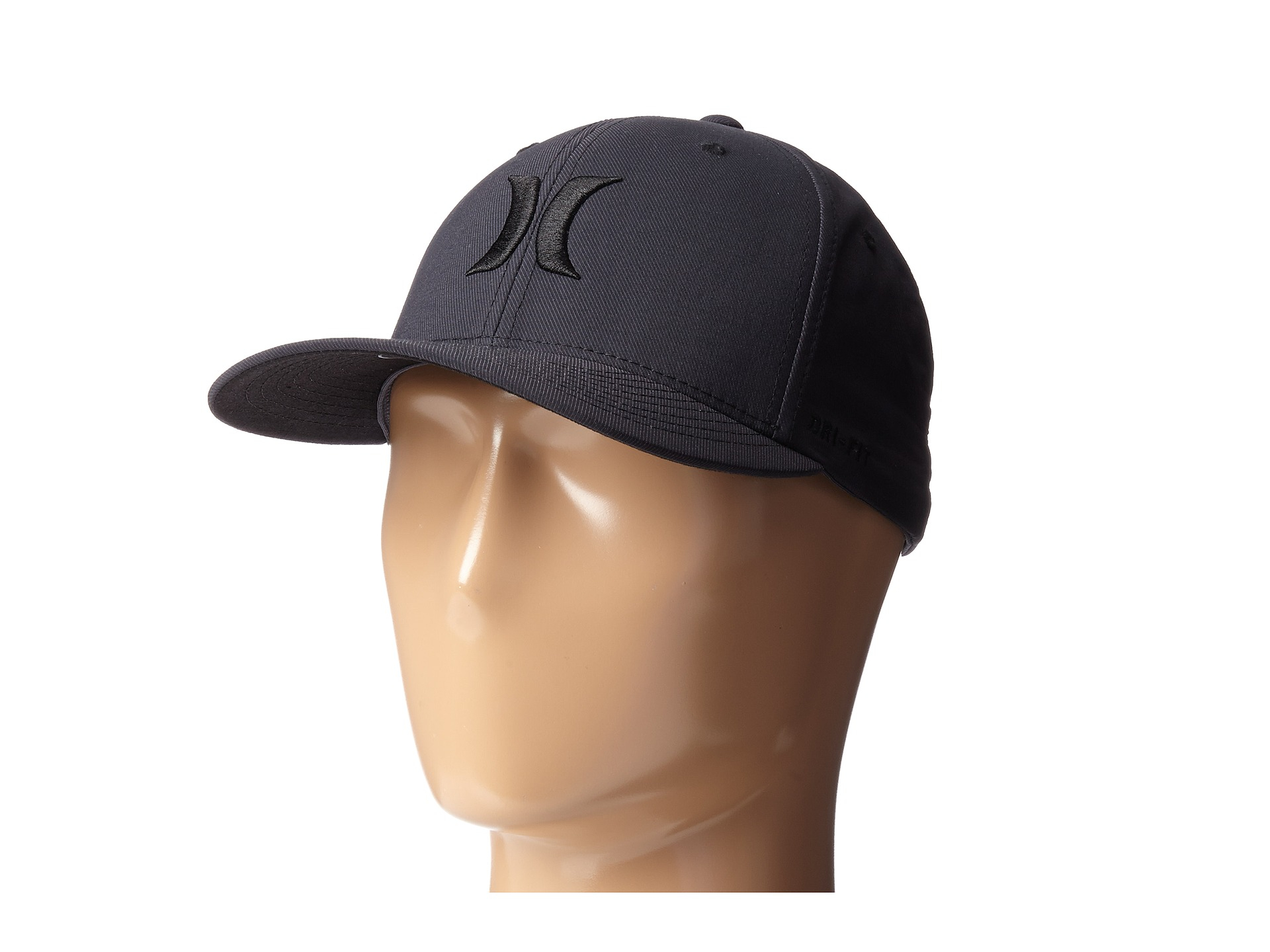 2f069c89bf2 ... italy where to buy lyst hurley dry out flexfit permacurve hat in blue  for men 3a11b