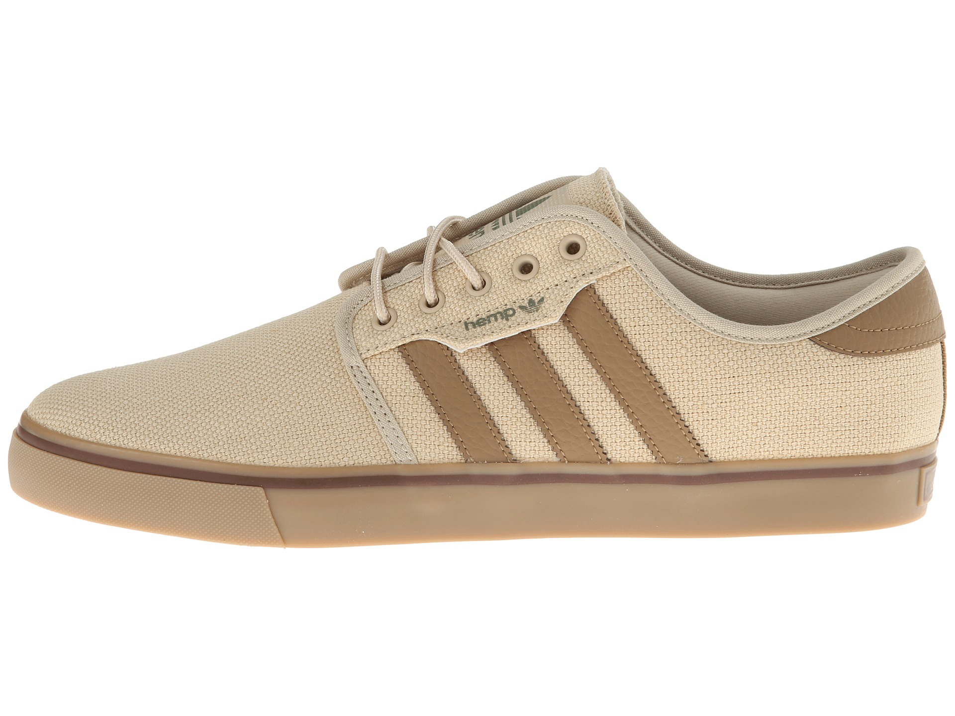 sports shoes 4a9ea 2d312 adidas Seeley Hemp in Natural for Men - Lyst