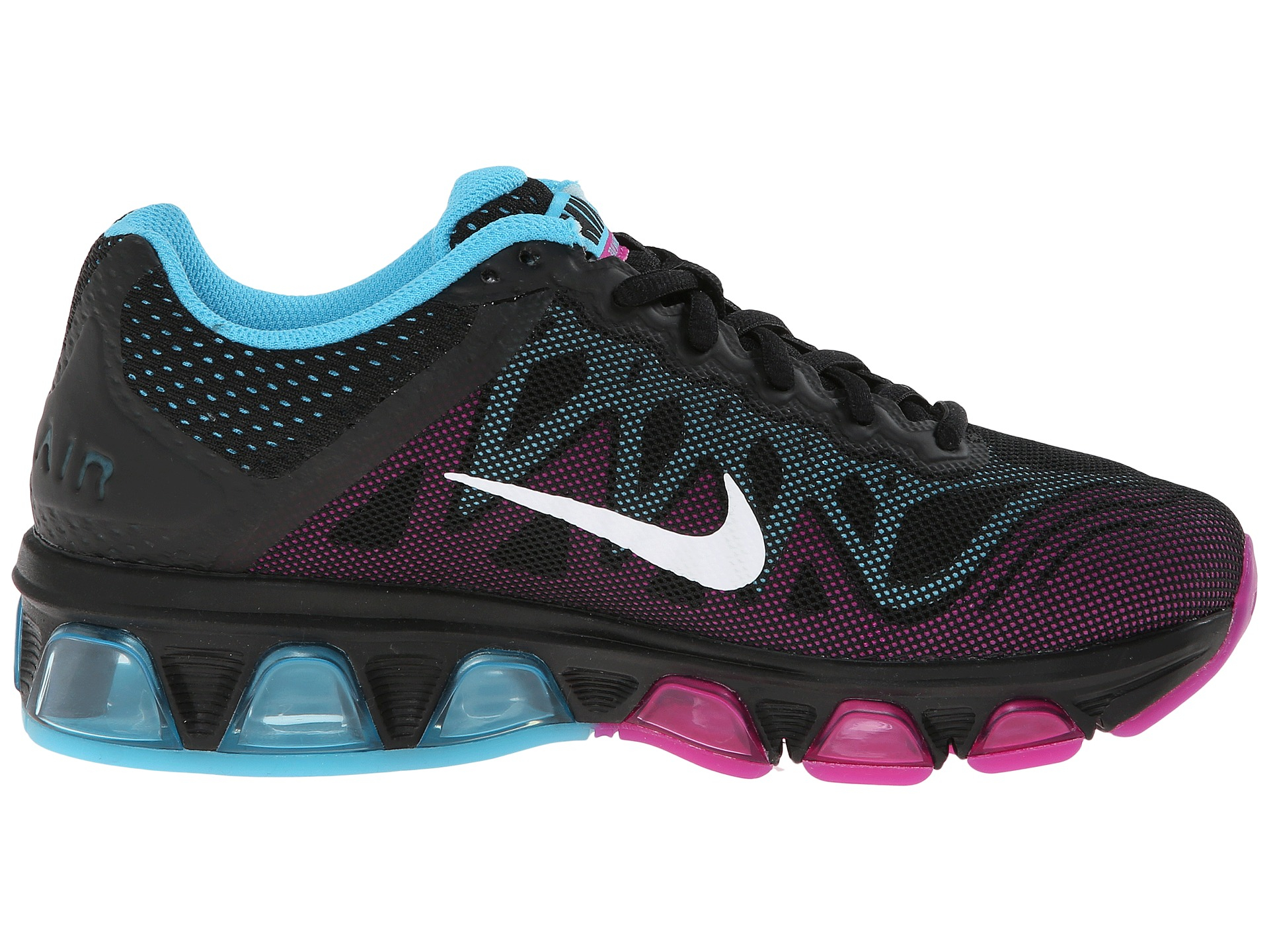 lyst nike air max tailwind 7 in black. Black Bedroom Furniture Sets. Home Design Ideas