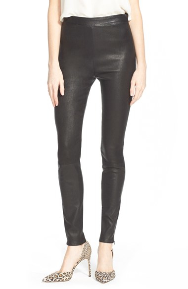Frame Leather Leggings