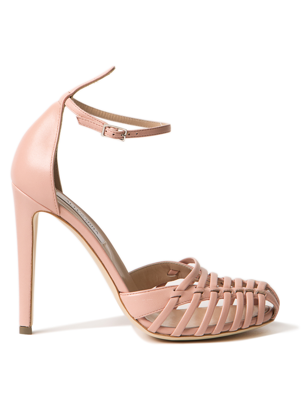 wiki cheap online reliable sale online Altuzarra Leather T-Strap Sandals cheap looking for buy cheap best store to get sale how much H8A8Oo0Vo