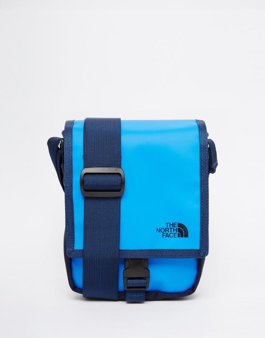 The north face Bardu Flight Bag in Blue for Men | Lyst