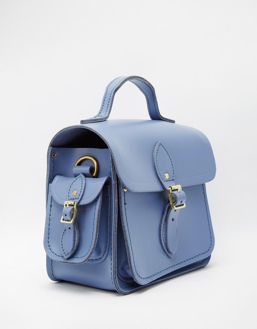 Cambridge Satchel Company The Leather Traveller Bag With