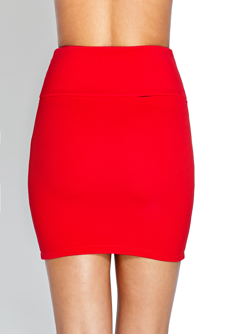 how to wear bodycon skirt to work