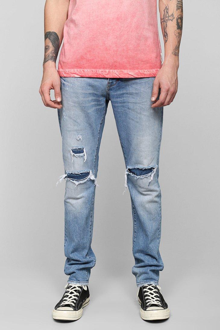 skinny denim jeans - Blue NEUW JXoMve4J