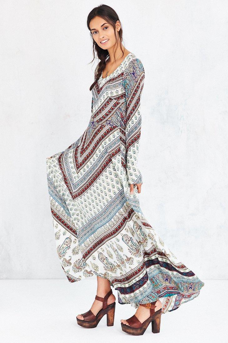 387beccdc Raga Caravan Maxi Dress - Lyst