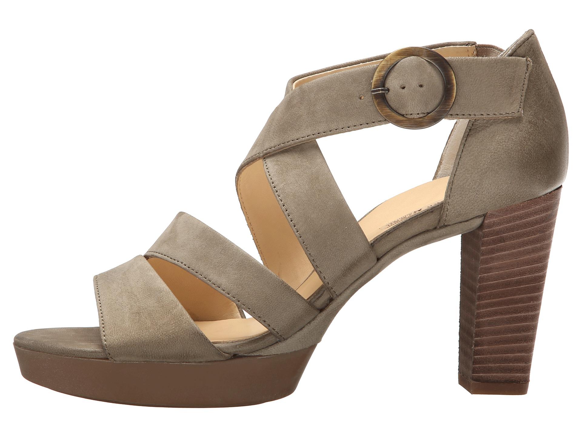 7946c648ff3 Paul Green Platform Sandals.Paul Green Taylor Sandal In Green Lyst ...