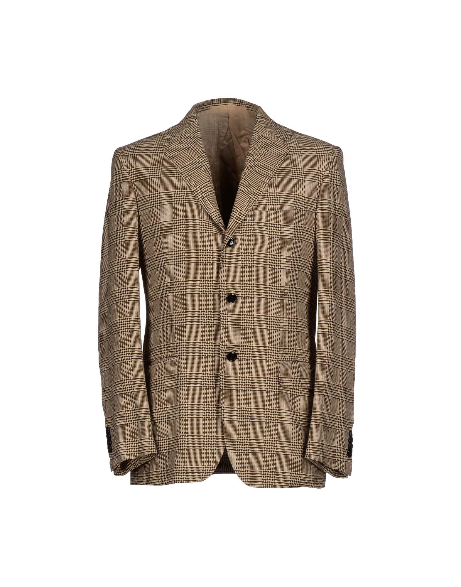 mp massimo piombo blazer in beige for men lyst. Black Bedroom Furniture Sets. Home Design Ideas