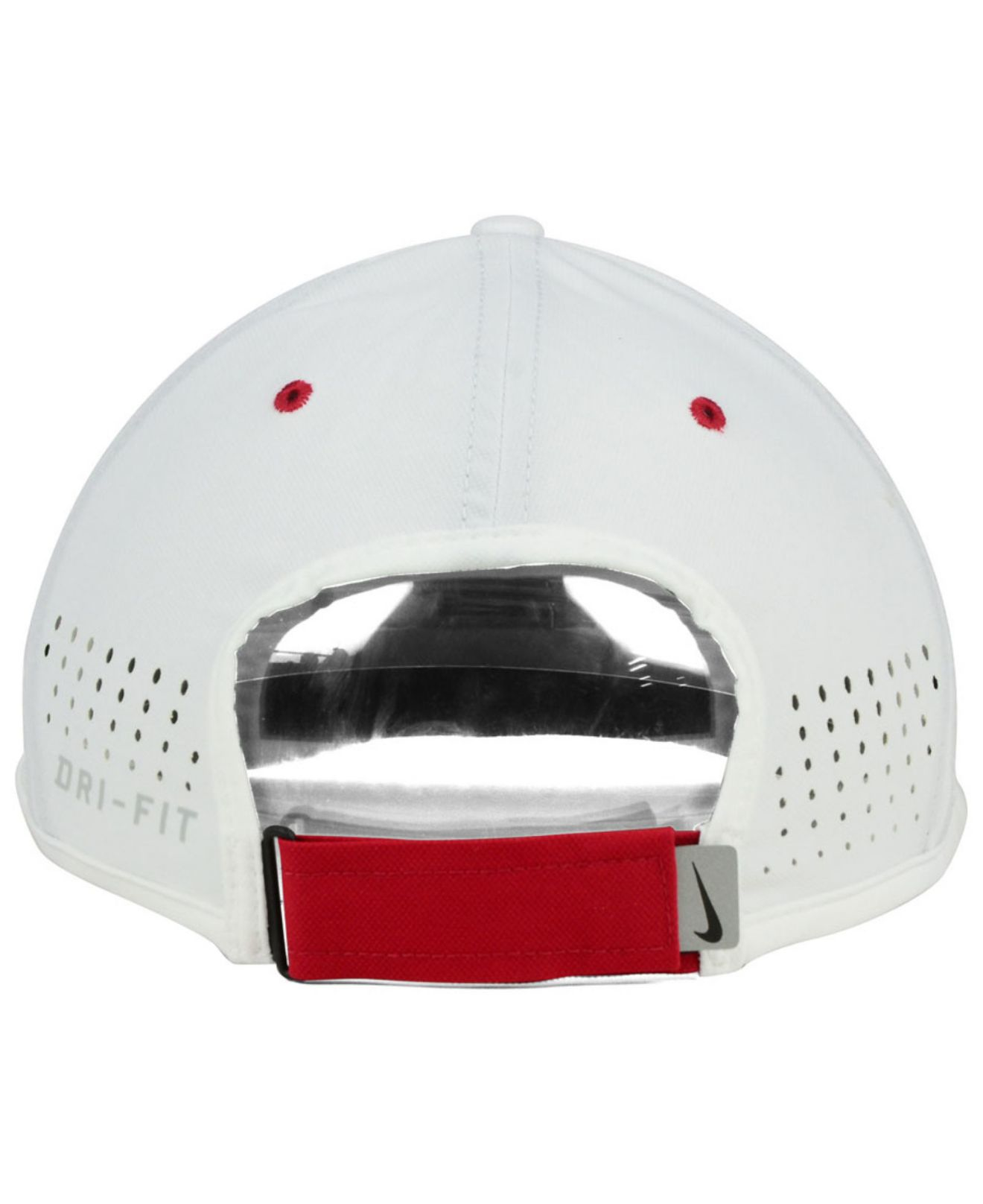 3d4e5e1890641 Nike Usc Trojans Dri-fit Coaches Cap in White for Men - Lyst