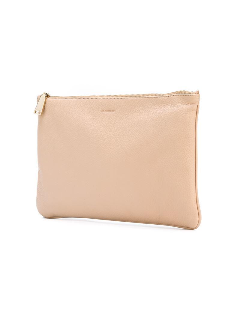 Pre-owned - Clutch bag Jil Sander sESlM