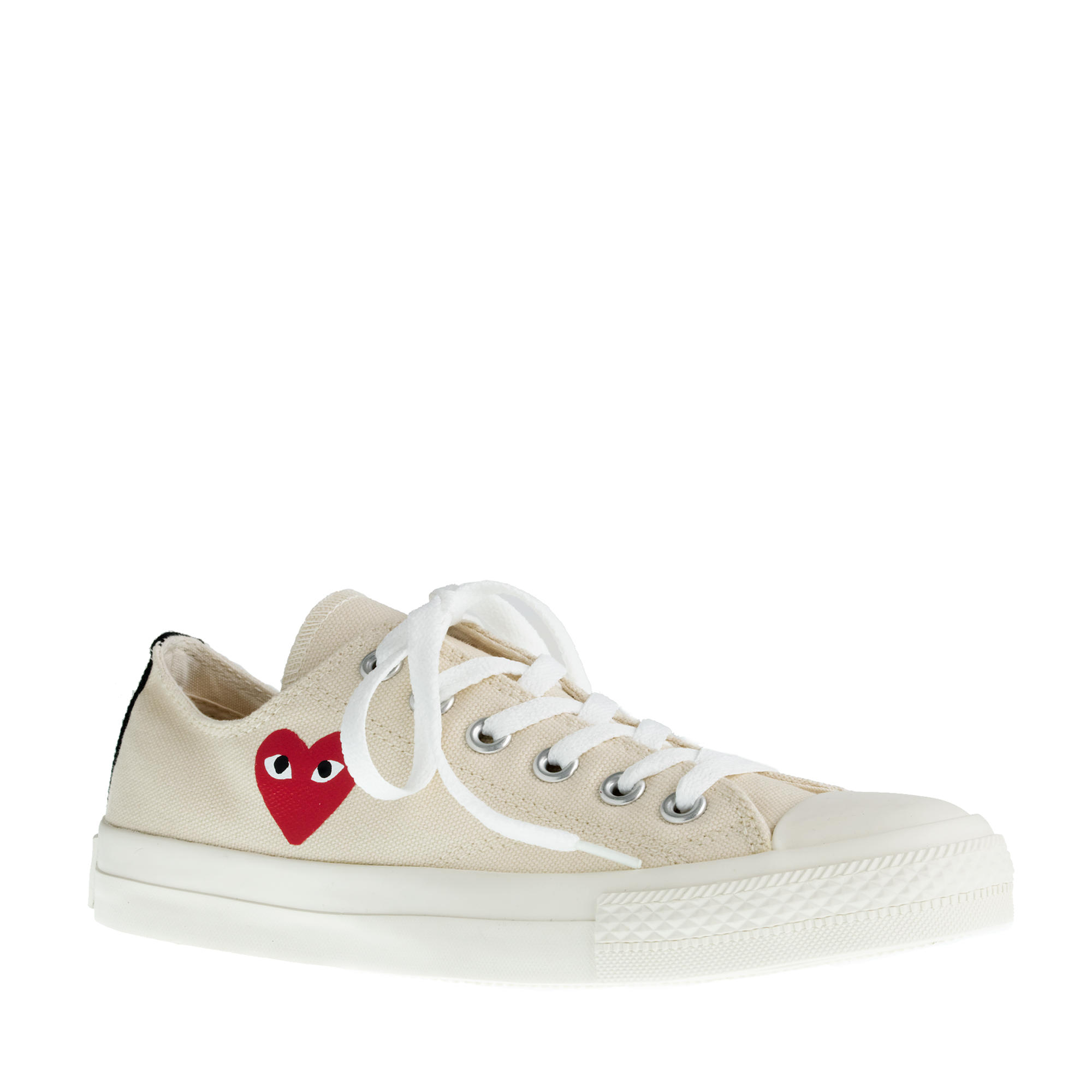J.crew Unisex Play Comme Des Garçons Converse Sneakers in ...