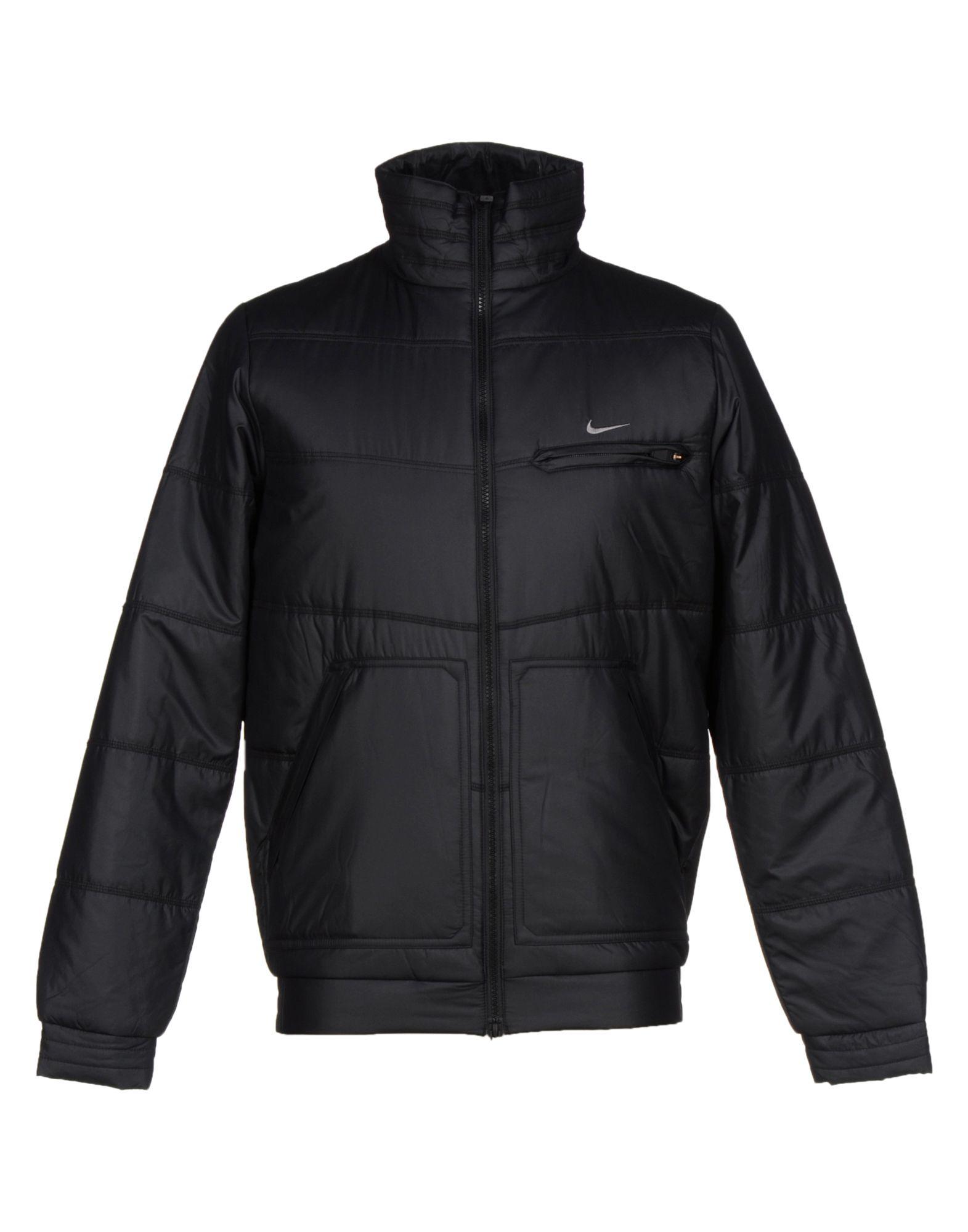 Lyst Nike Jacket In Black For Men
