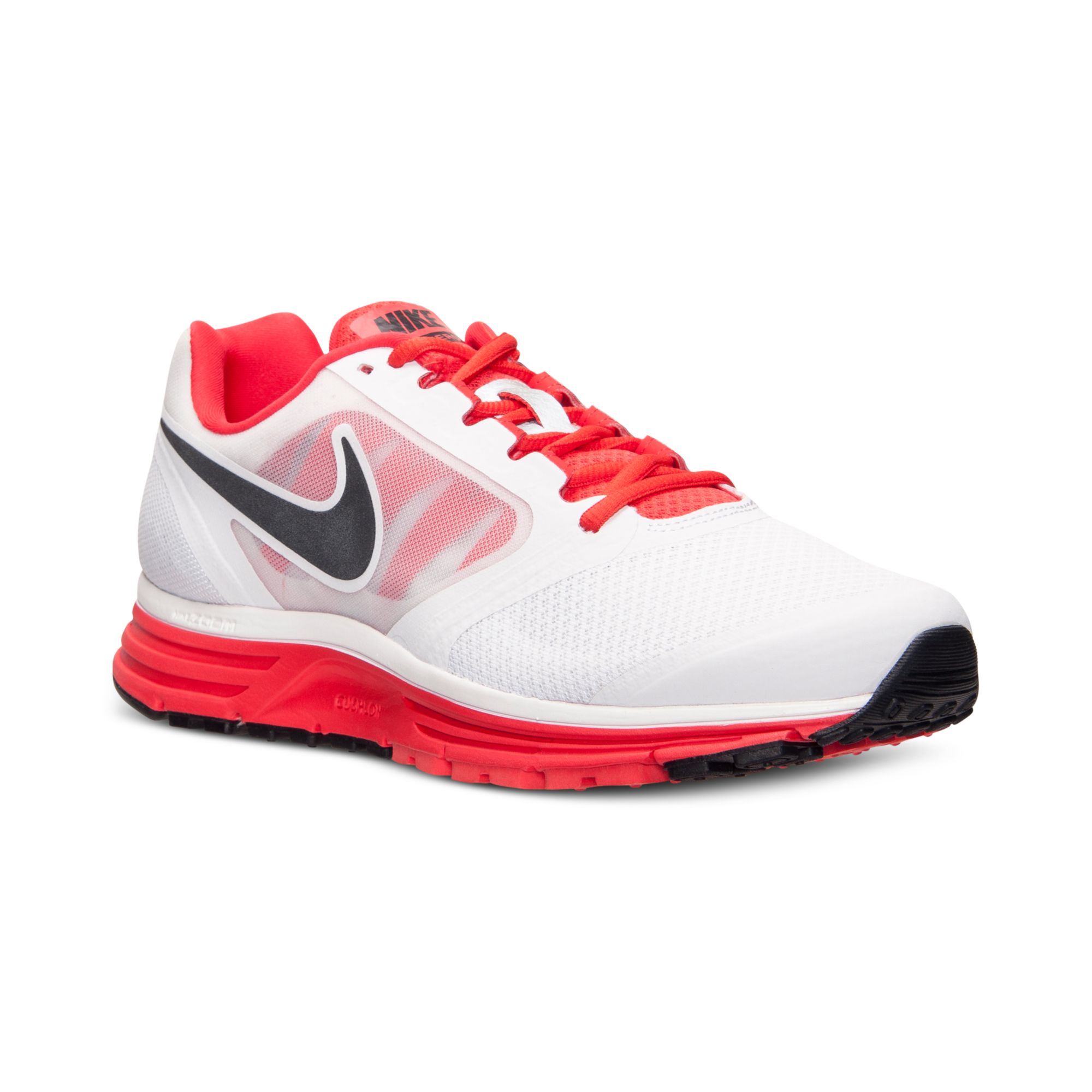 959c8e42fc5 ... official store lyst nike mens zoom vomero 8 running sneakers from  finish line in 8b8f7 b6aa9