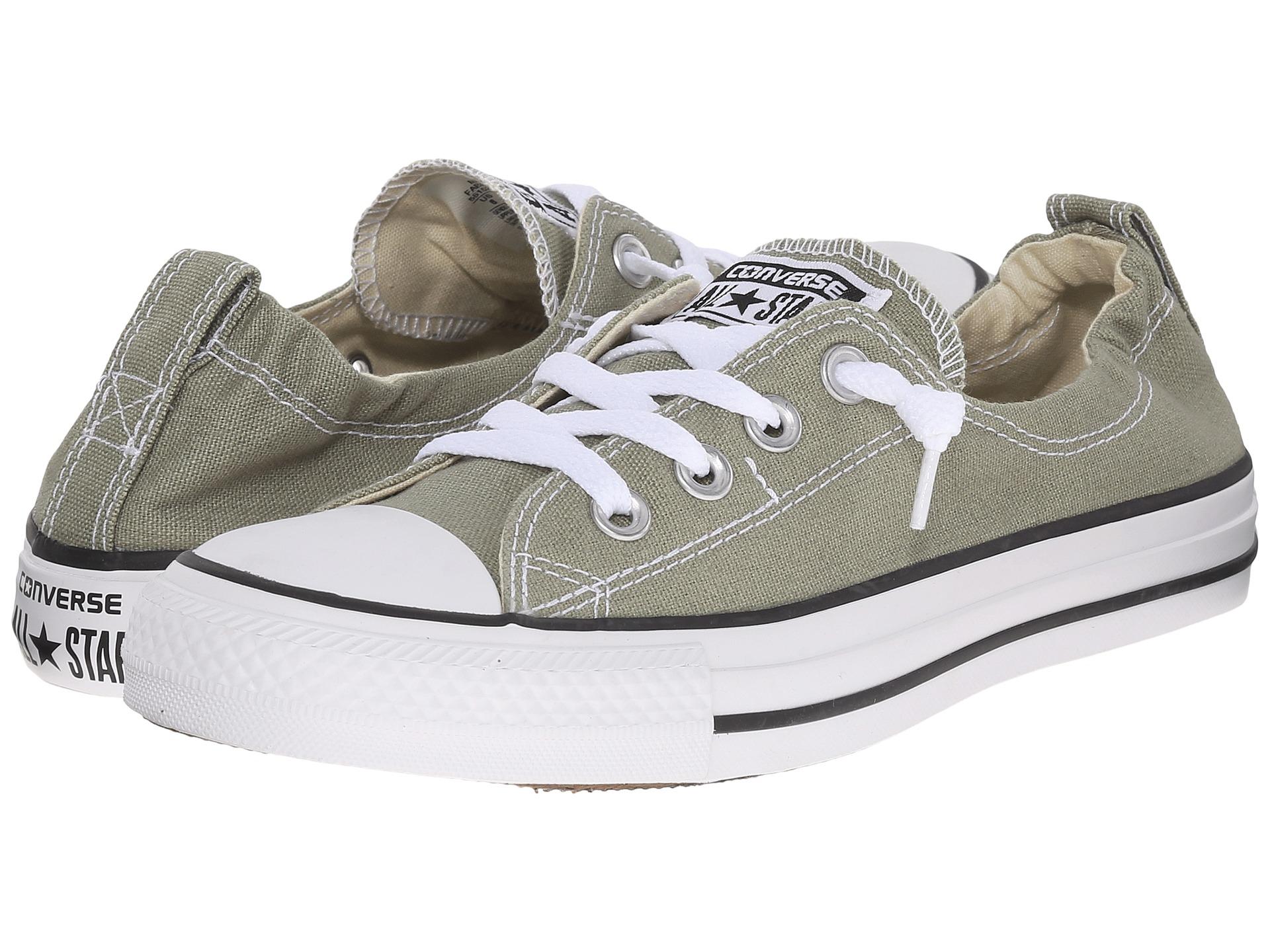 0efdec2d6ef Lyst - Converse Chuck Taylor® All Star® Fashion Basics Shoreline in ...