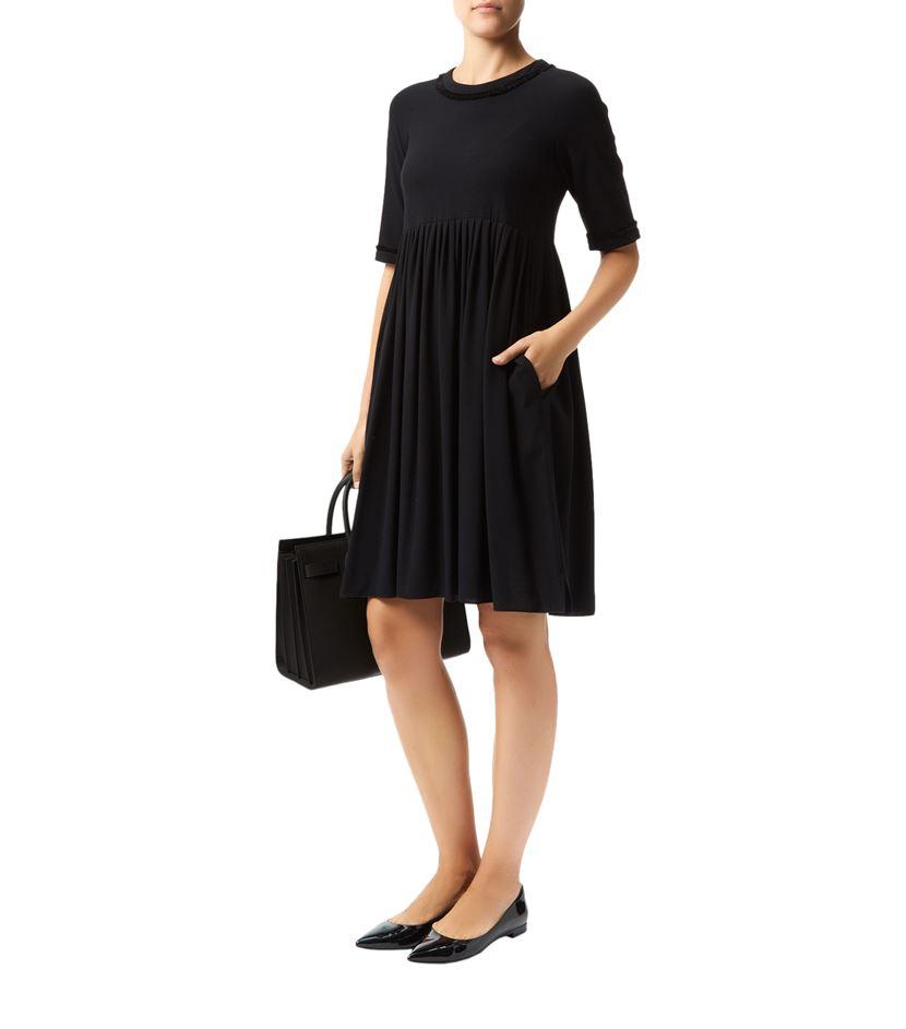 Max Mara Little Black Dresses