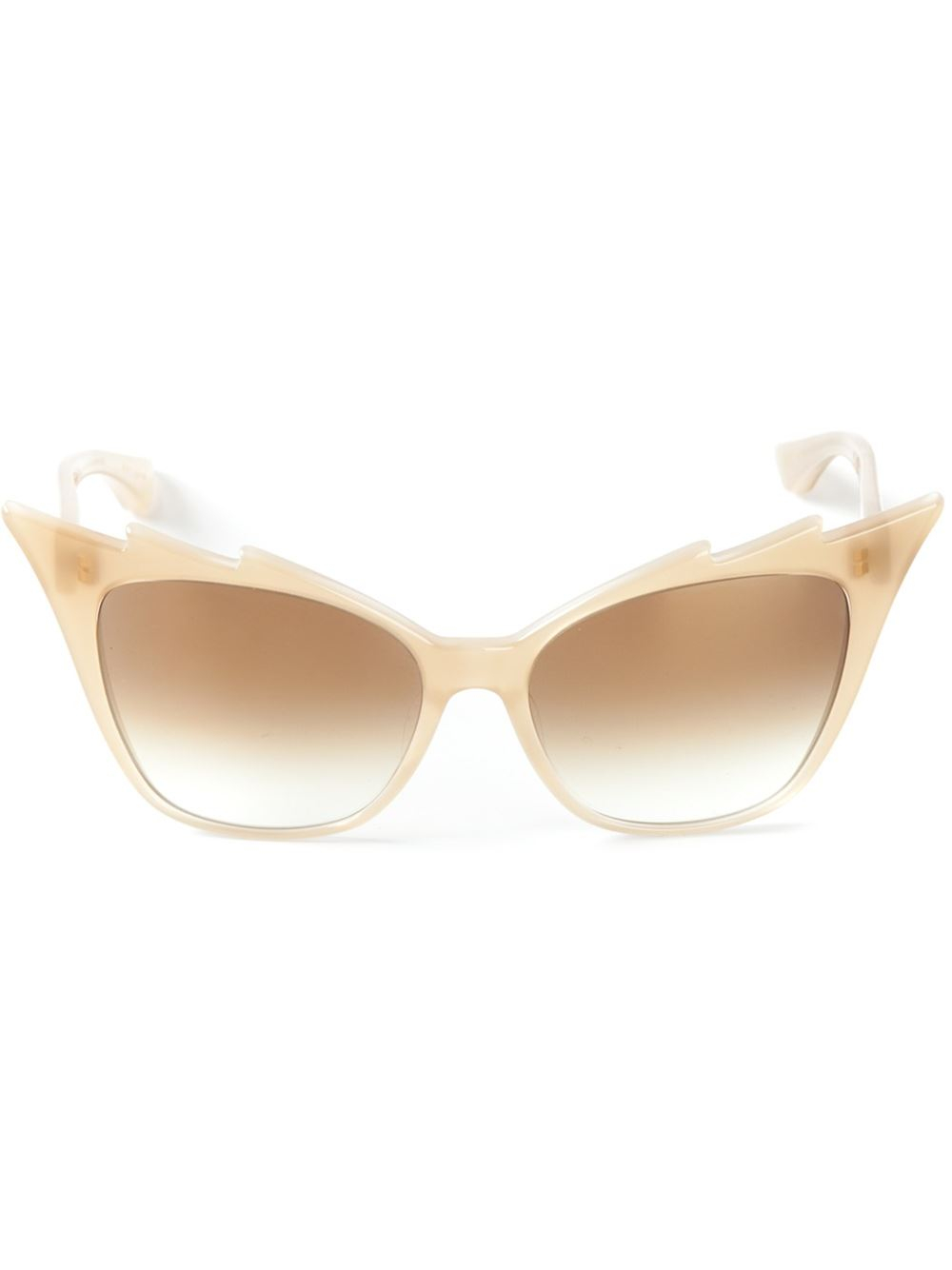 Eyewear Sunglasses Neutrals Conique Nude Dita X40BxFg