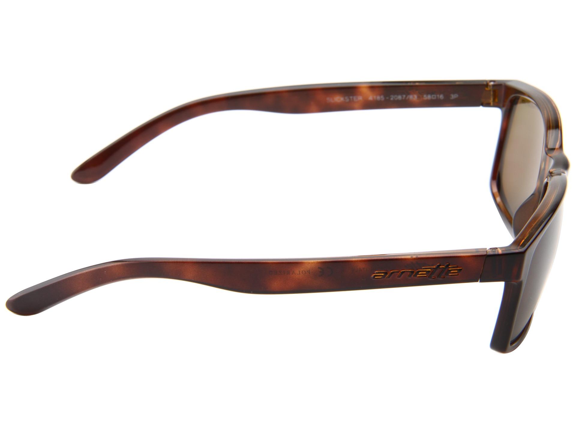 ff41a6542e Lyst - Arnette Slickster in Brown for Men