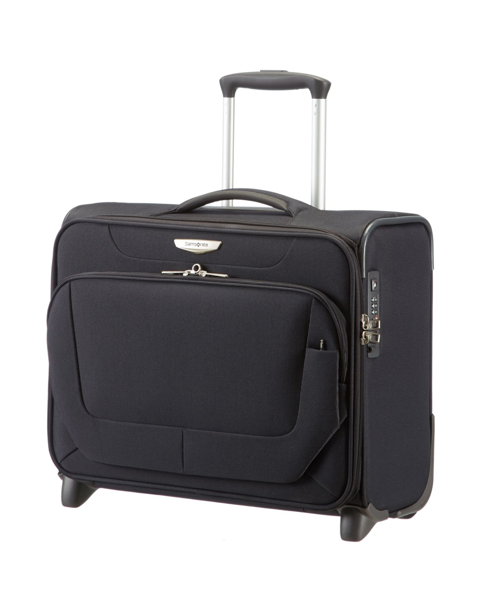 Samsonite Wheeled Luggage In Black For Men Lyst