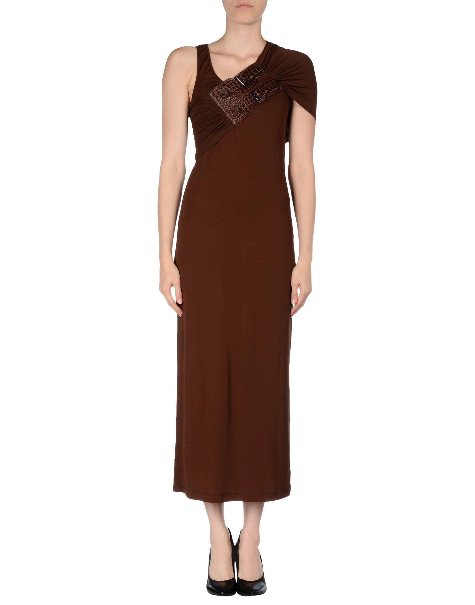 Michael kors Long Dress in Brown
