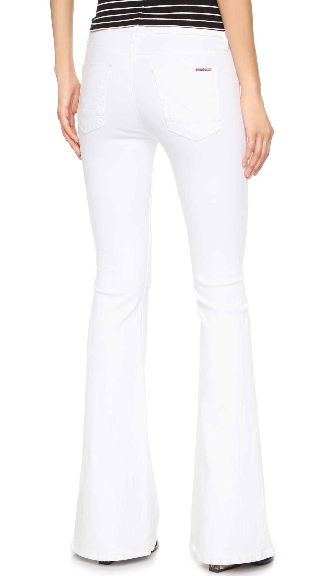 Womens Boot Cut Jeans