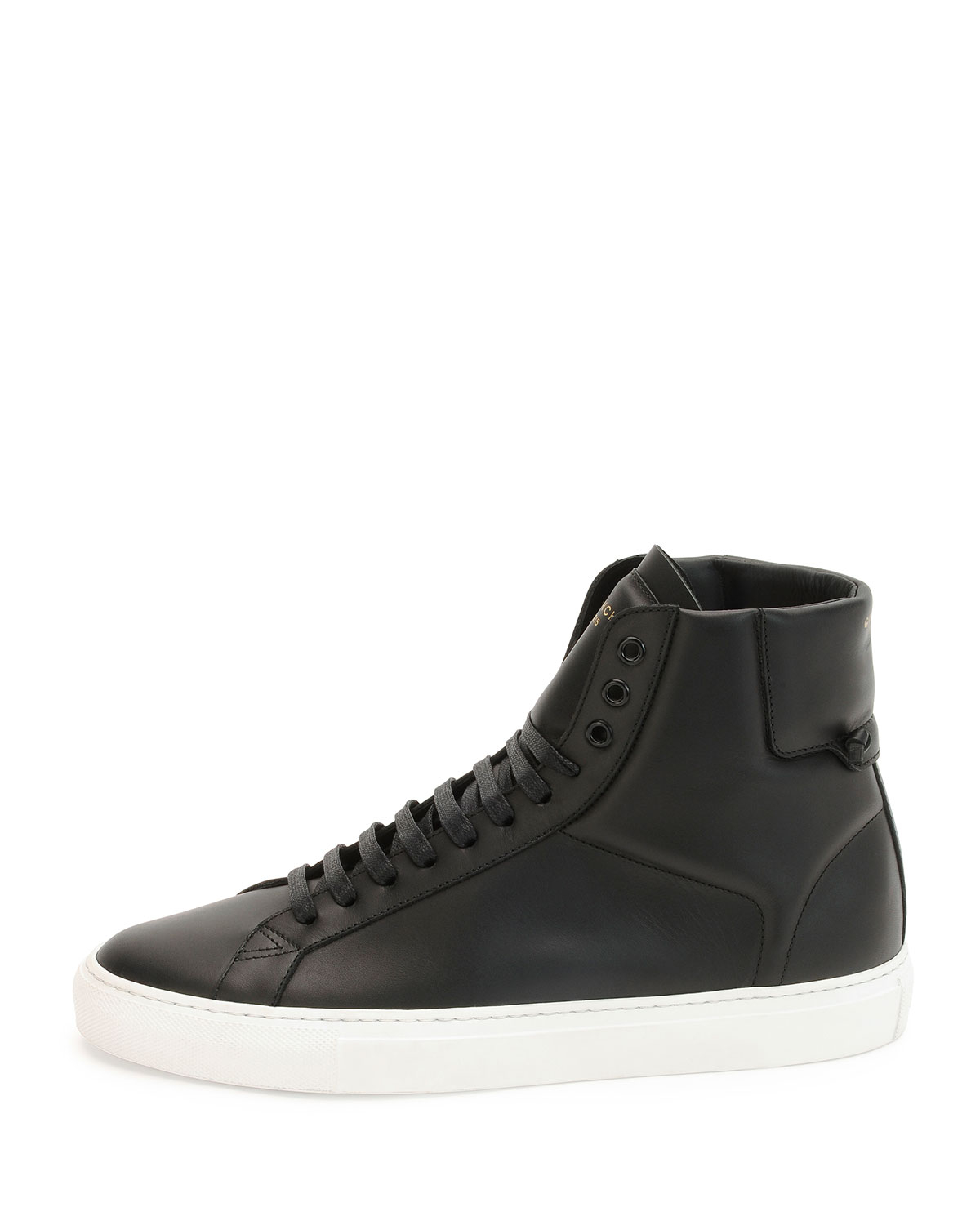 Lyst - Givenchy Urban Street High-Top Sneakers in Black for Men