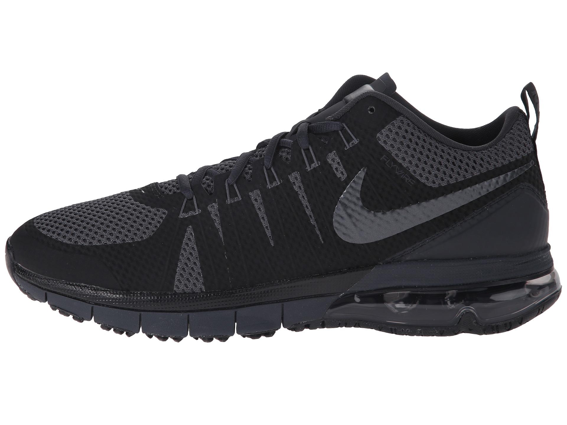 0d9526c230 ... Black White Nike Air Max TR180 Low-Top Sneakers in Gray for Men Lyst ...