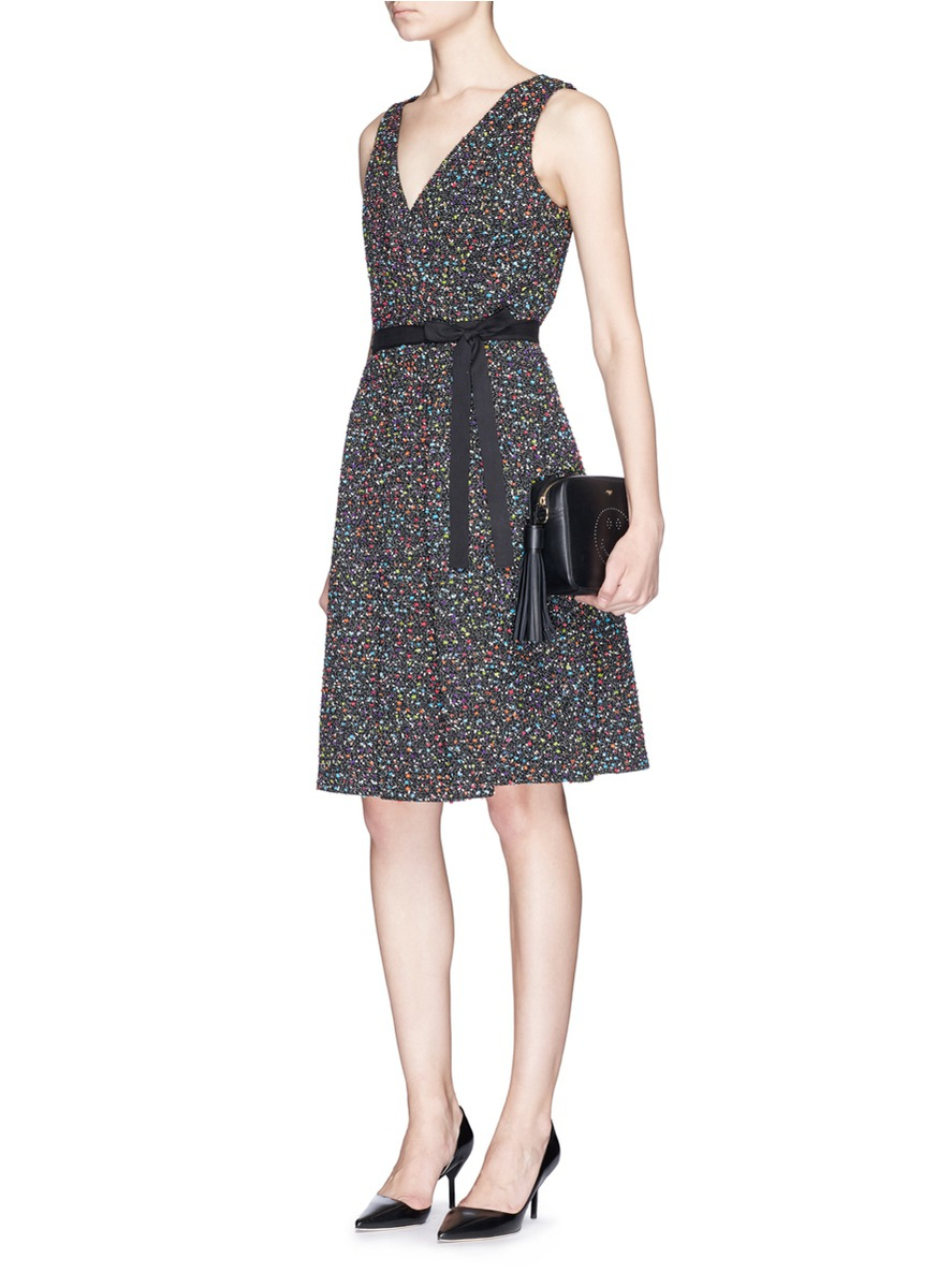 Diane Von Furstenberg Seduction Confetti Tweed