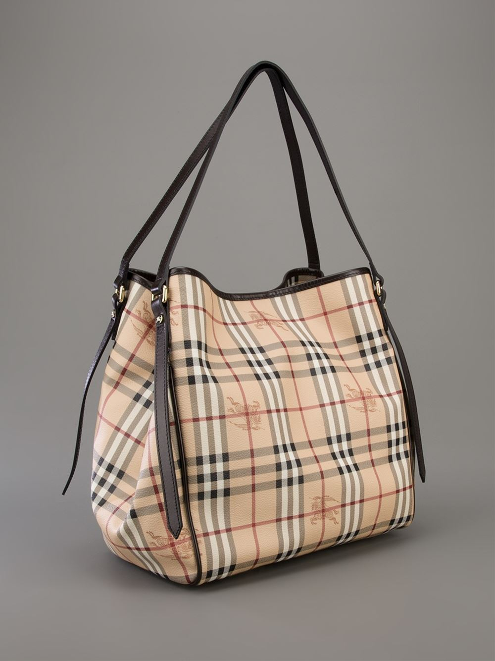 ea9226385319 Lyst - Burberry Canterbury Tote Bag in Brown