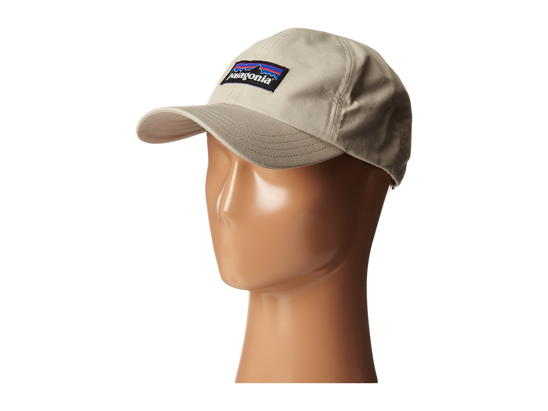 Lyst - Patagonia Fitz Roy P-Label Logo Hat in Natural for Men 66a704a70da6