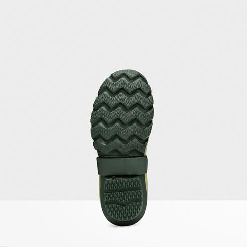Hunter Original Garden Boots in Blue Lyst