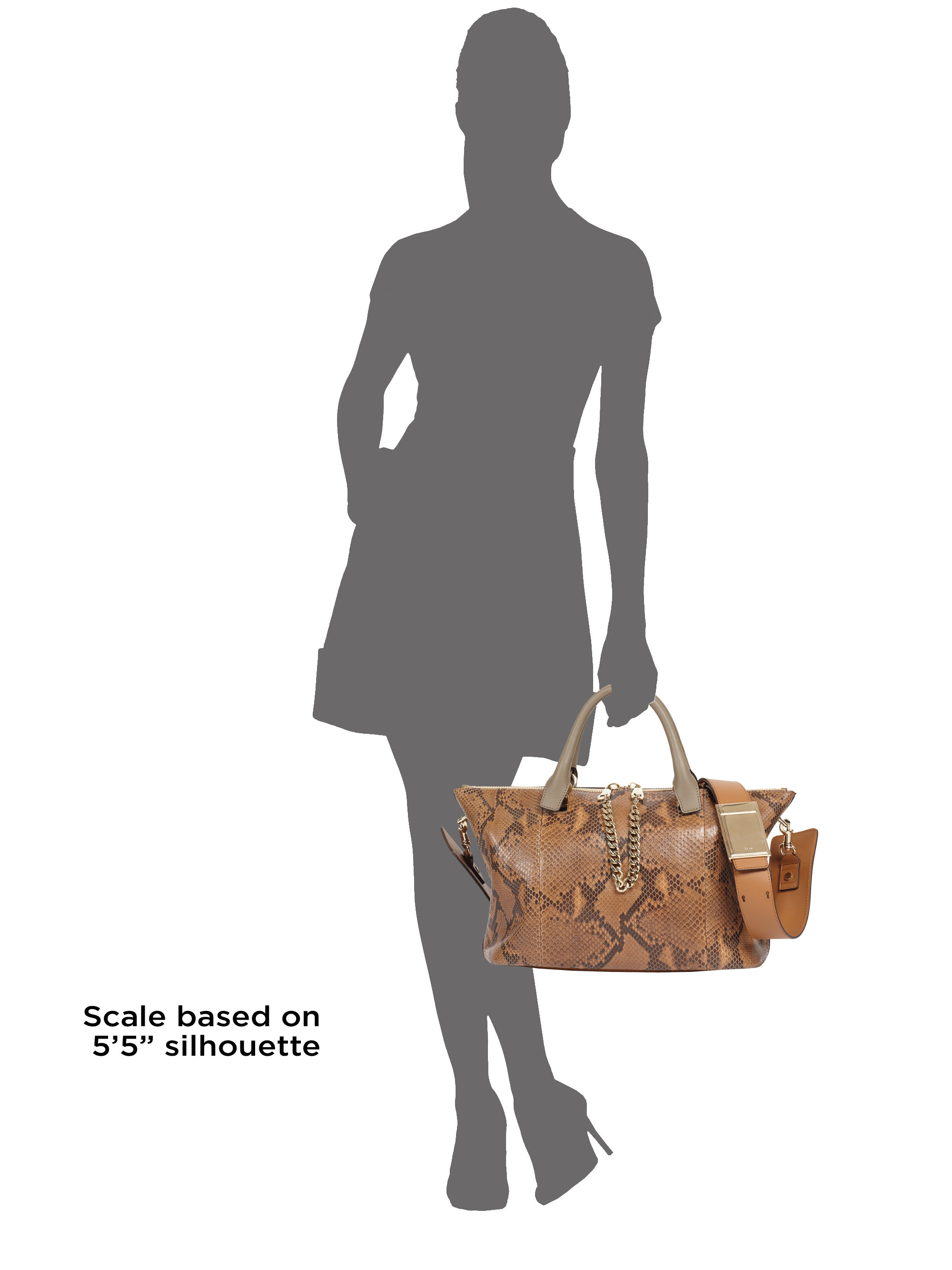 chloe replica wallet - chloe python medium paraty satchel, chleo handbags