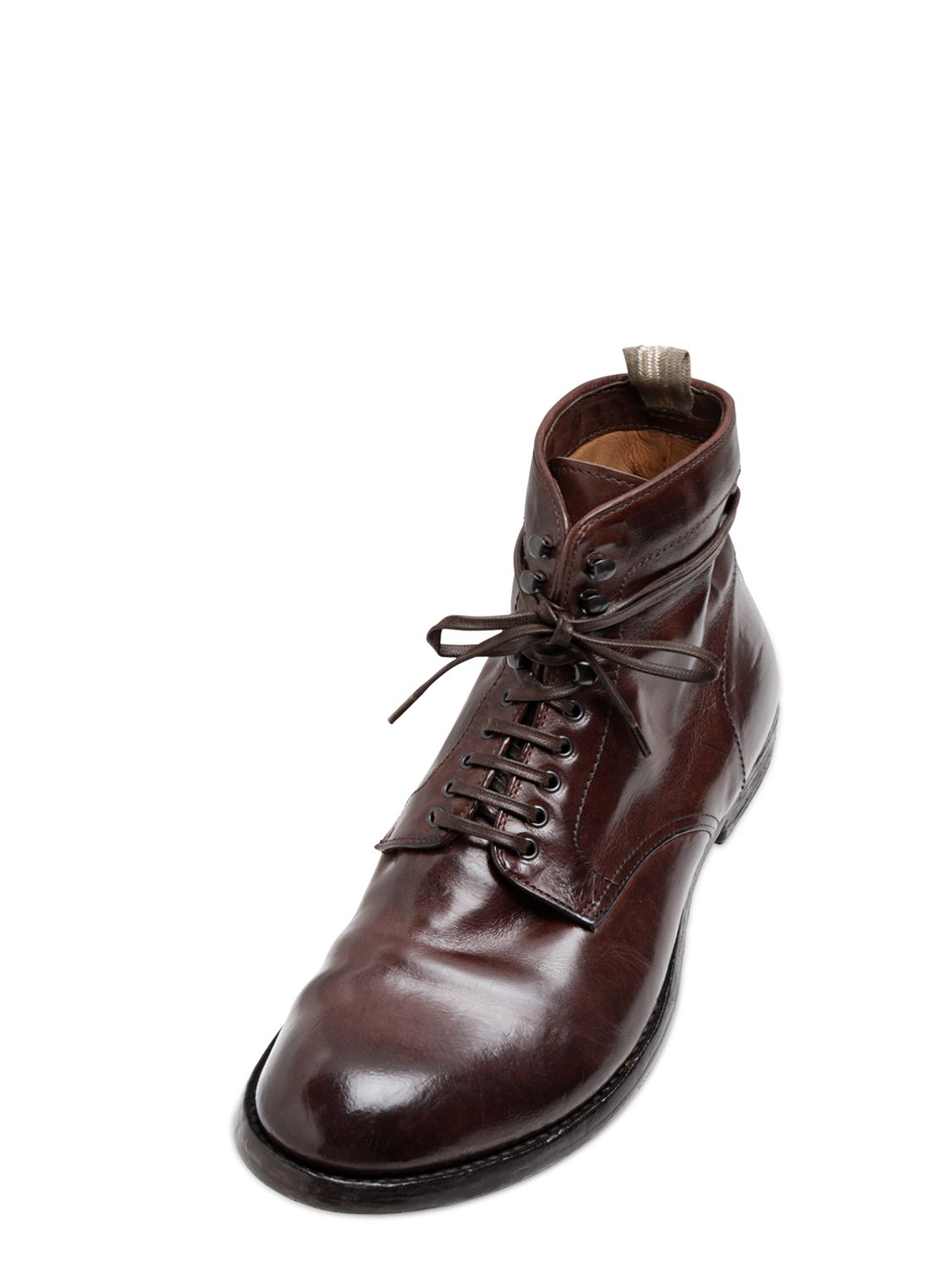 Officine creative Leather Lace Ups Cheap Exclusive Sale For Sale Clearance Online Cheap Real xGUYItytFC