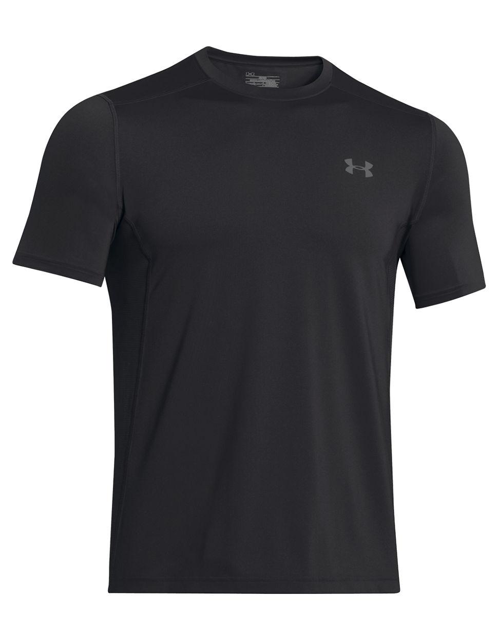 Under Armour Raid T Shirt In Black For Men Lyst