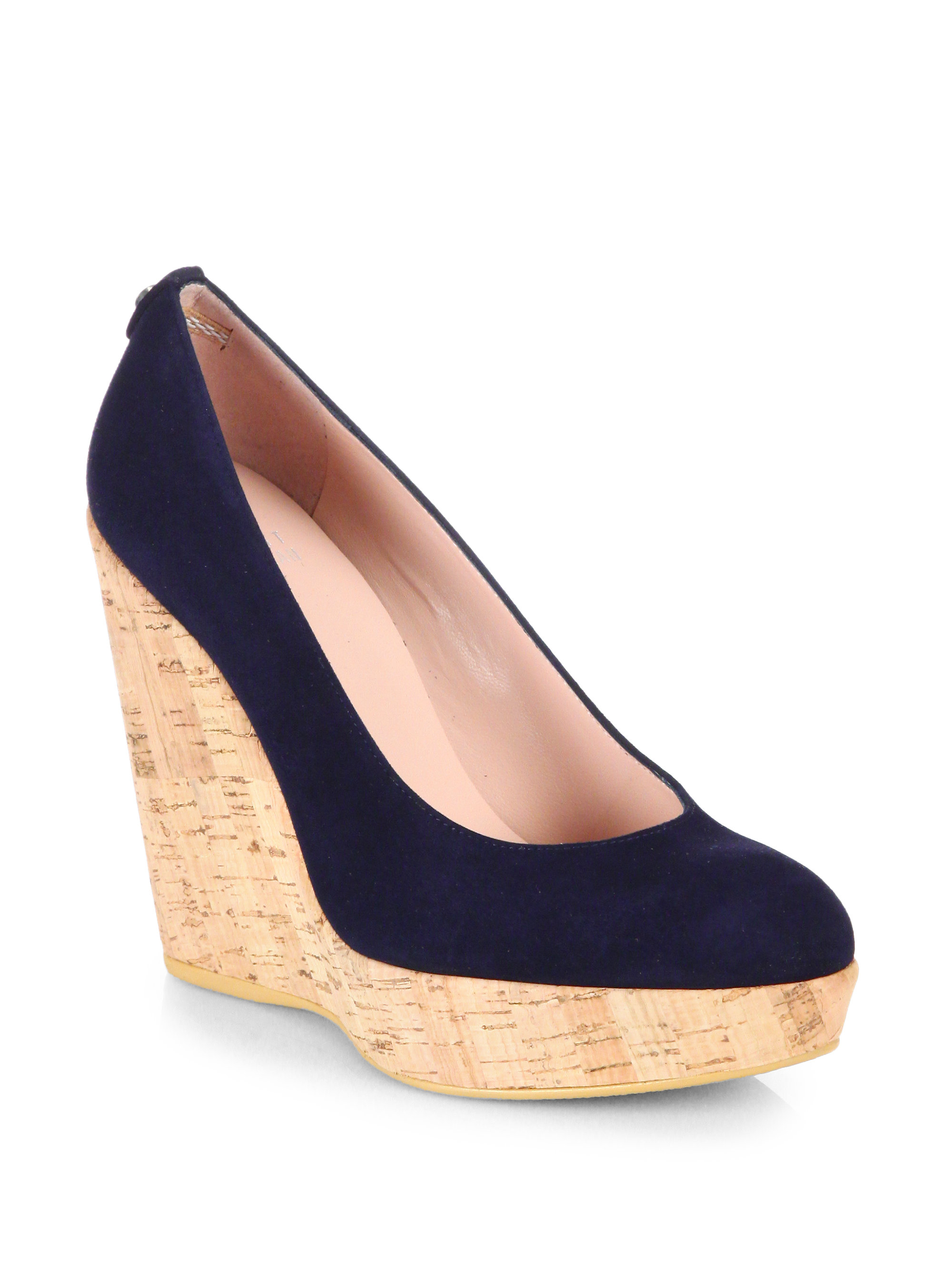 Blue Suede Steve Madden Shoes Men