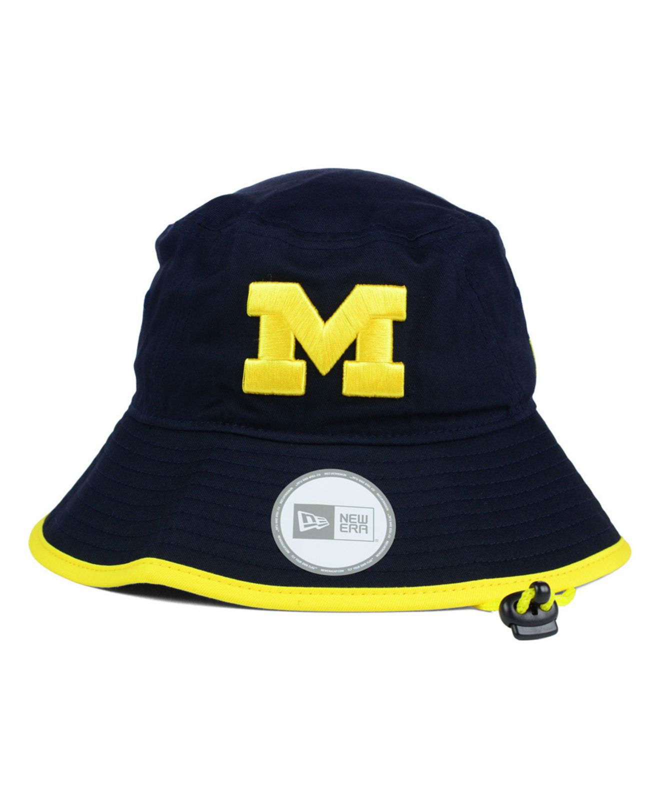 8c2bb48a8828e ... closeout spain lyst ktz michigan wolverines tip bucket hat in blue for  men 1f6f6 ce606 a6bc5