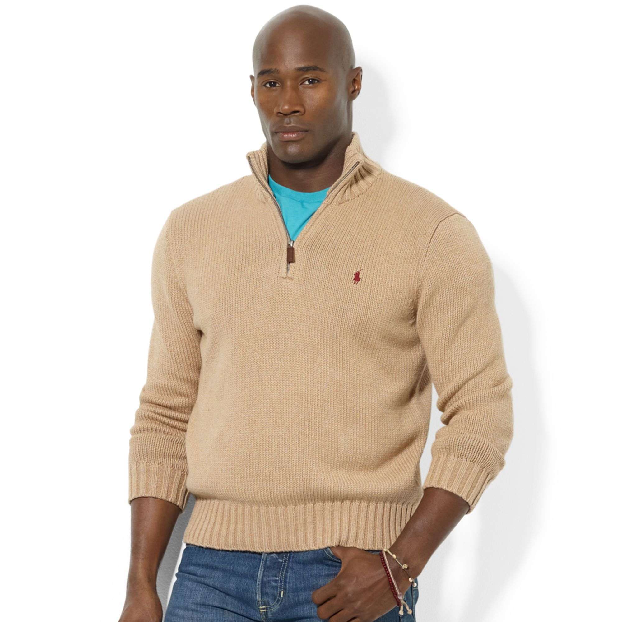 Neck Mock F8747 4d153 Wholesale Sweater Ralph Lauren hQrtdsCx