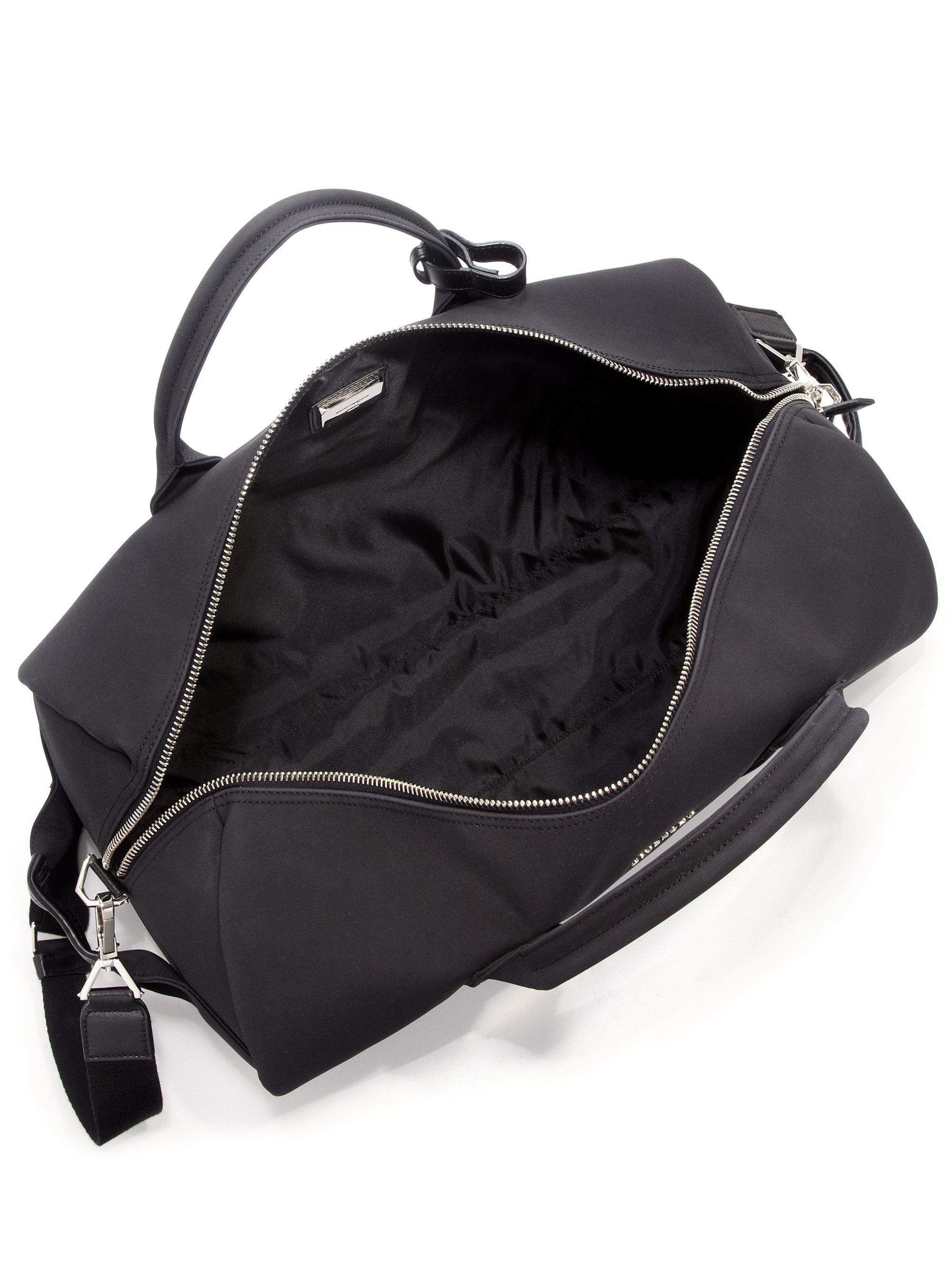 1ce6f4414831 Lyst - Givenchy Items Gym Bag in Black for Men