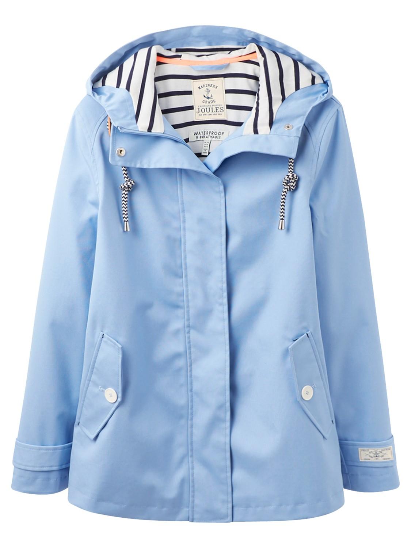 960c5398377e Joules Right As Rain Coast Waterproof Jacket in Blue - Lyst