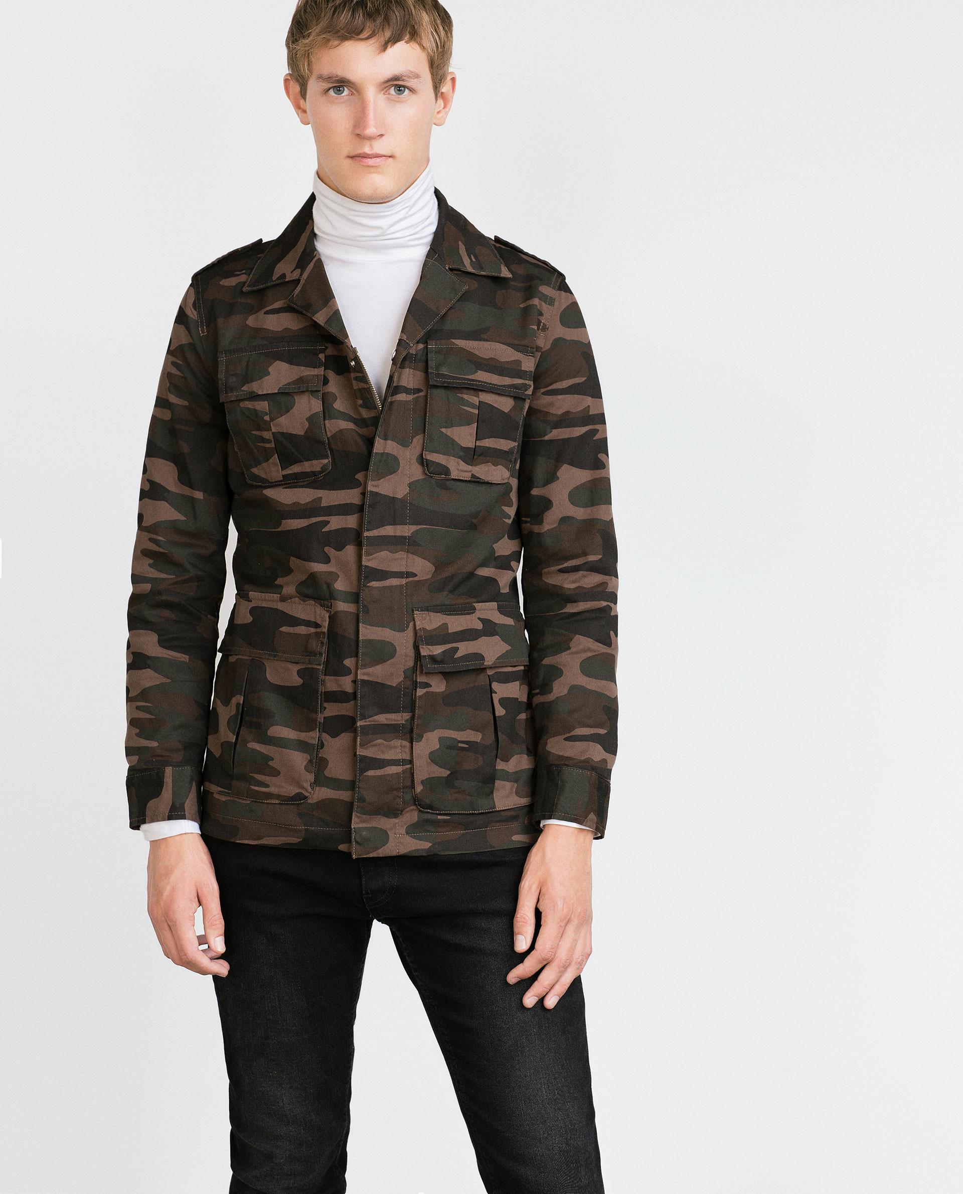 Zara Mens Winter Coats - Tradingbasis