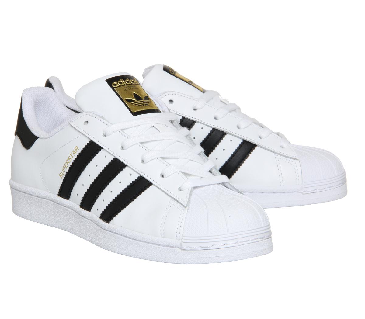 Adidas Superstar  Grade School Shoes