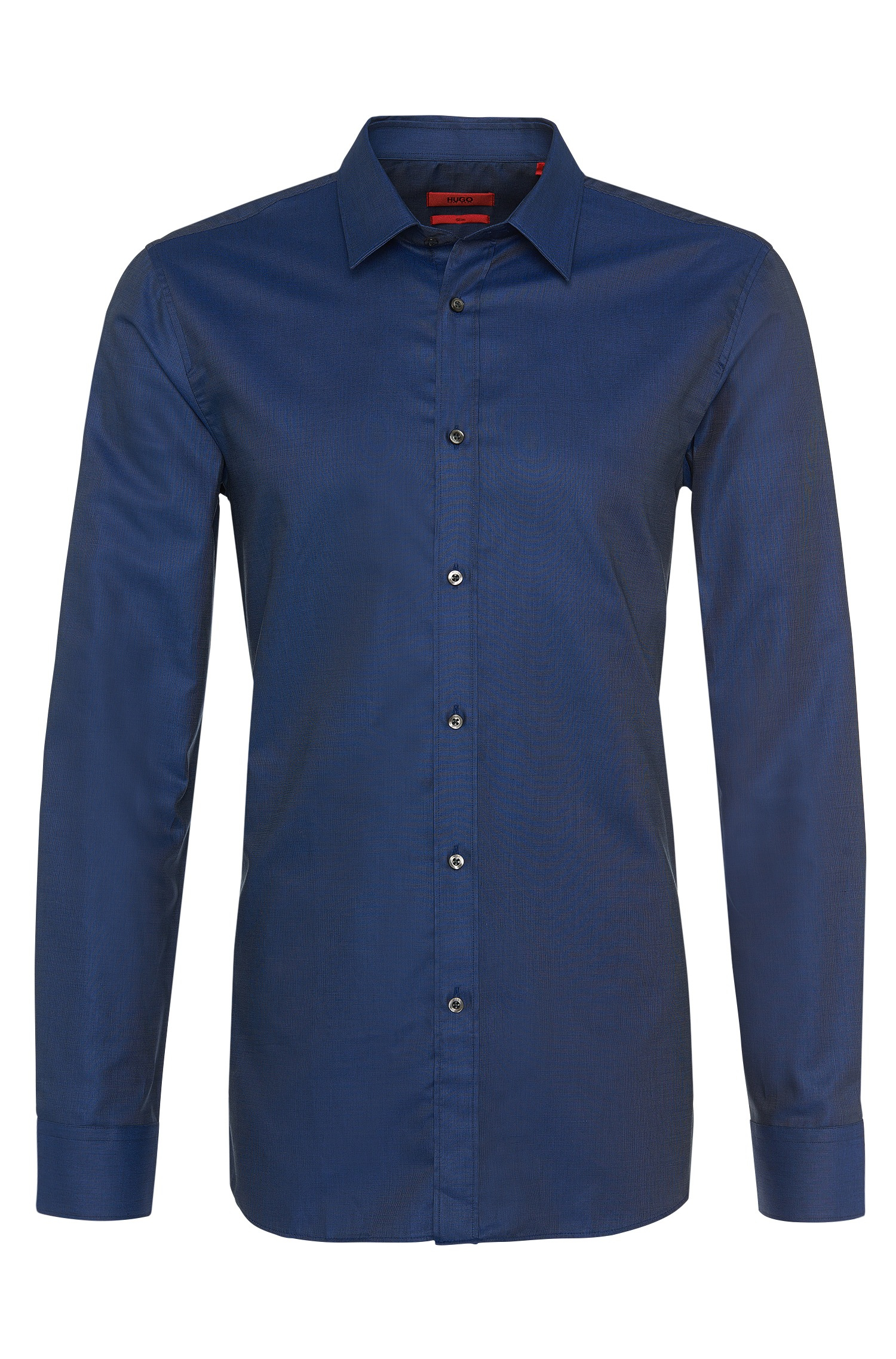 Lyst Hugo 39 Elisha 39 Slim Fit Point Collar Cotton